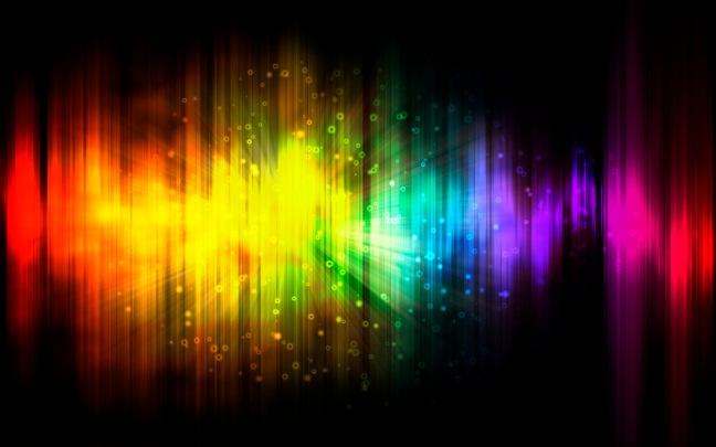 cg rainbow